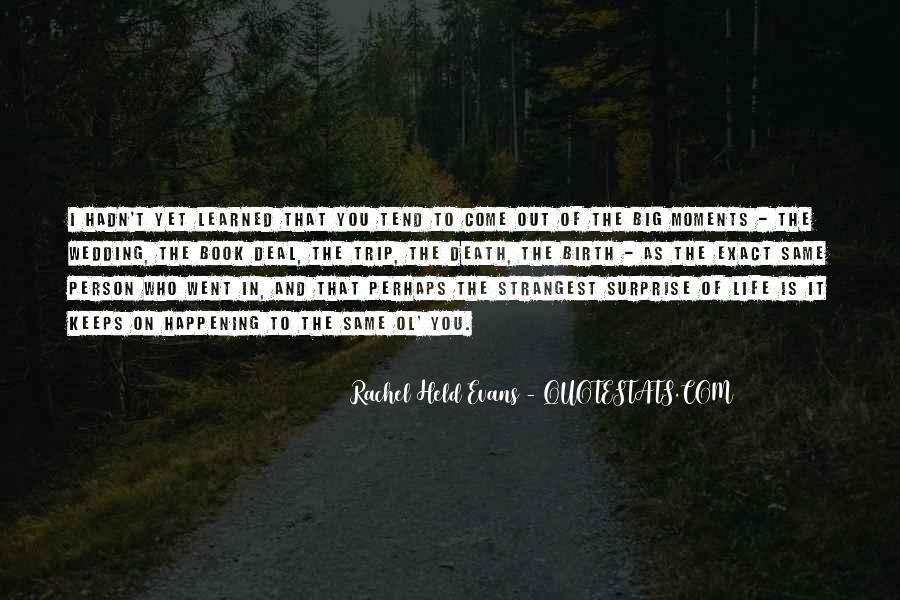 Rachel Held Evans Quotes #660694