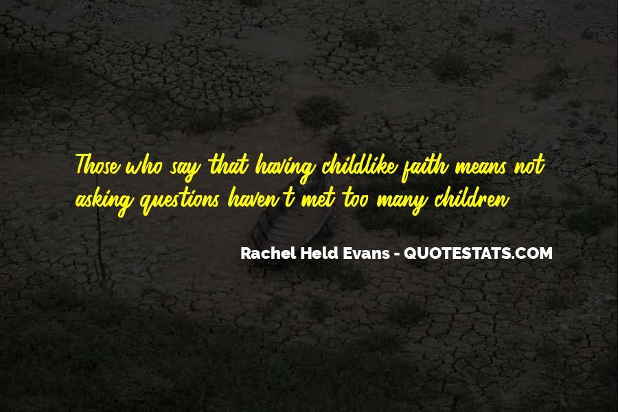 Rachel Held Evans Quotes #697861