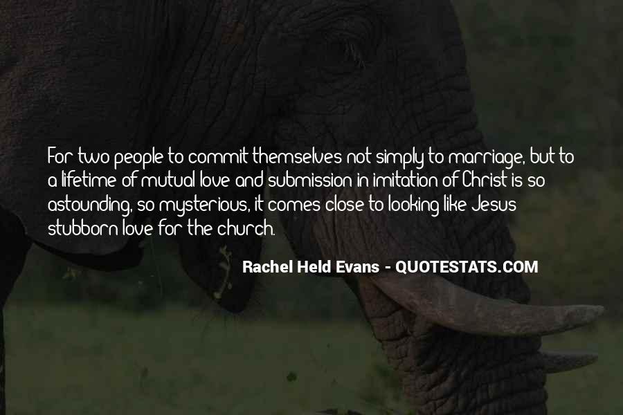 Rachel Held Evans Quotes #70452