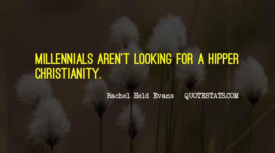 Rachel Held Evans Quotes #77227
