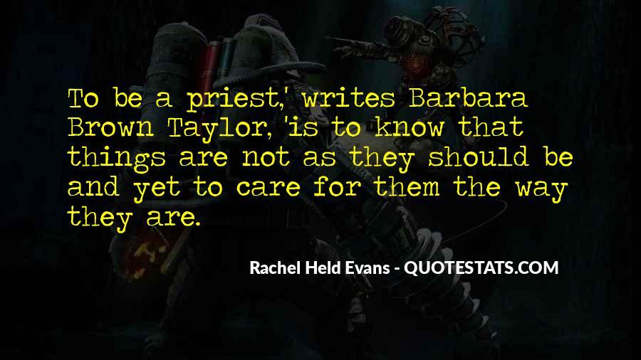 Rachel Held Evans Quotes #823245