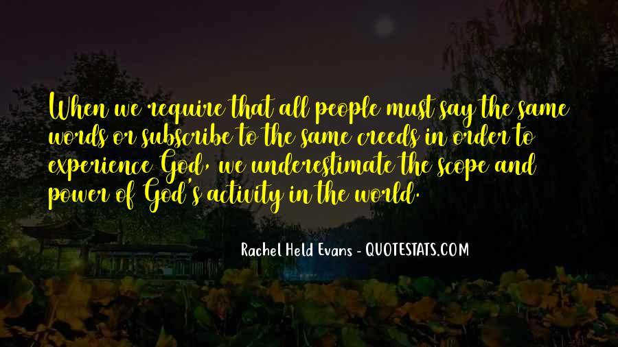 Rachel Held Evans Quotes #837979