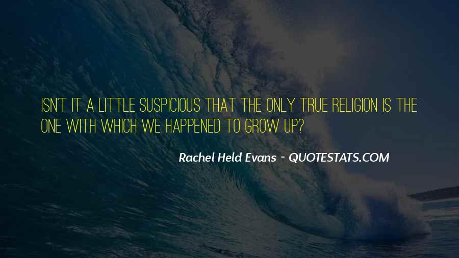 Rachel Held Evans Quotes #885219
