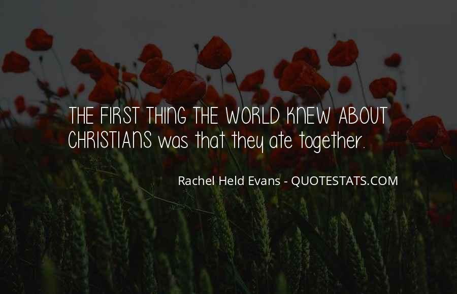 Rachel Held Evans Quotes #906384