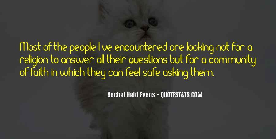 Rachel Held Evans Quotes #91767