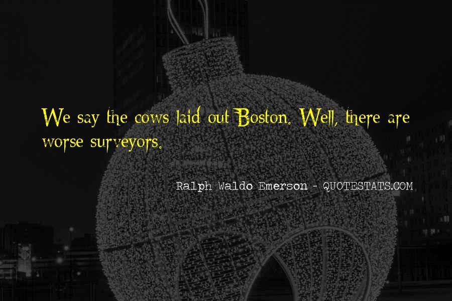 Ralph Boston Quotes #1239119
