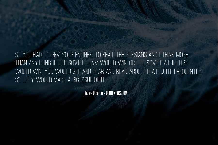 Ralph Boston Quotes #1835786