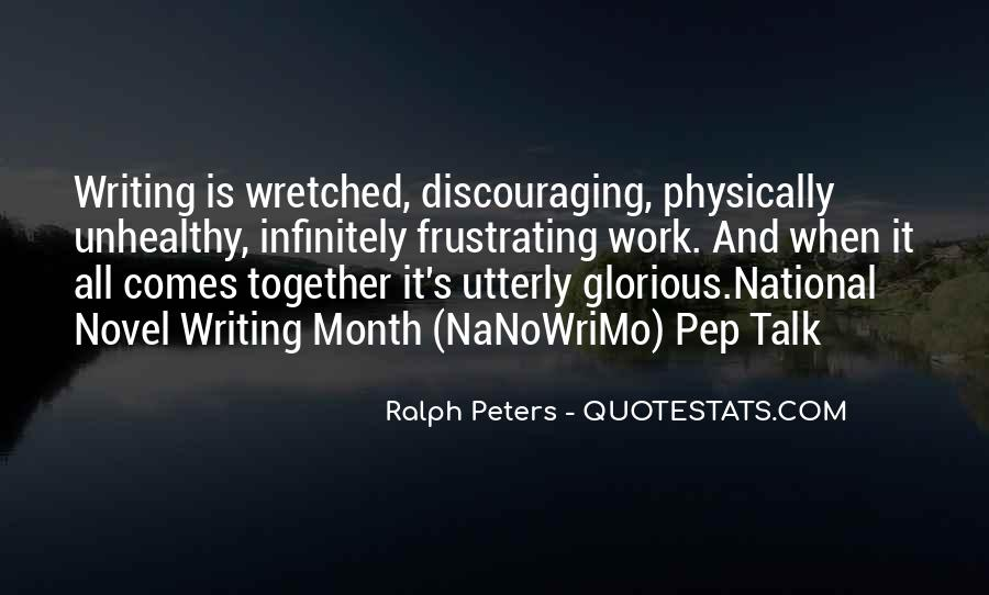 Ralph Peters Quotes #1355880