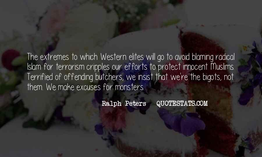 Ralph Peters Quotes #608266