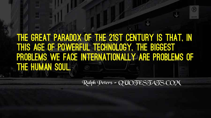 Ralph Peters Quotes #623461