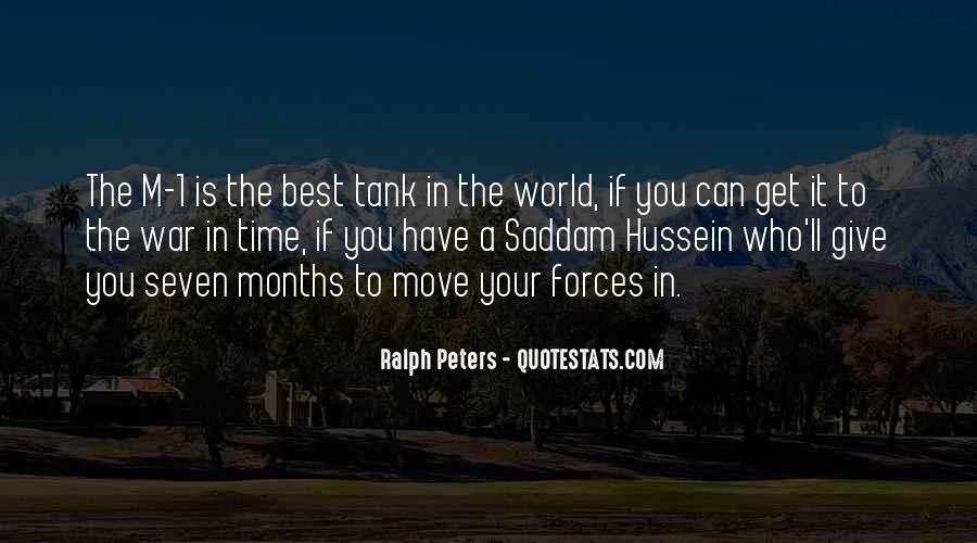 Ralph Peters Quotes #664780