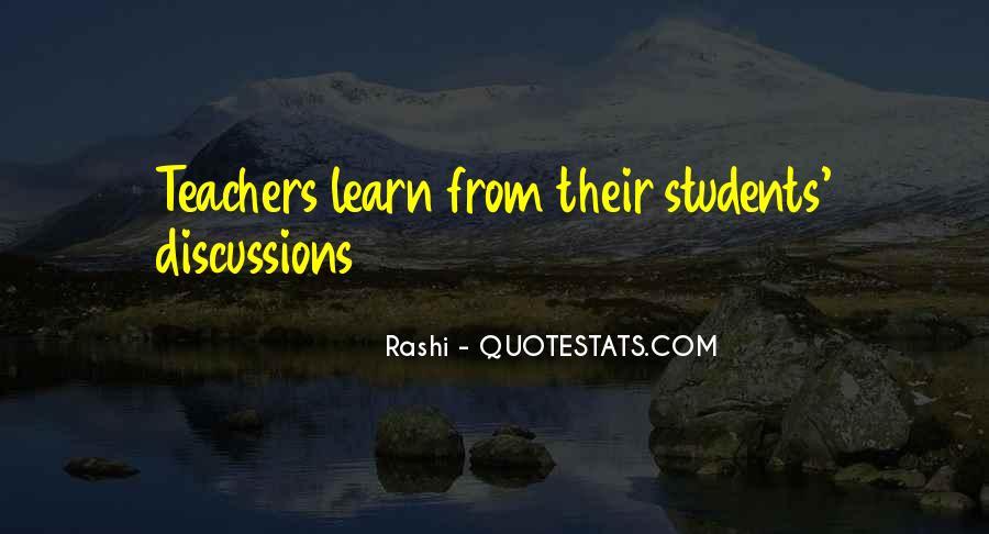 Rashi Quotes #1774808