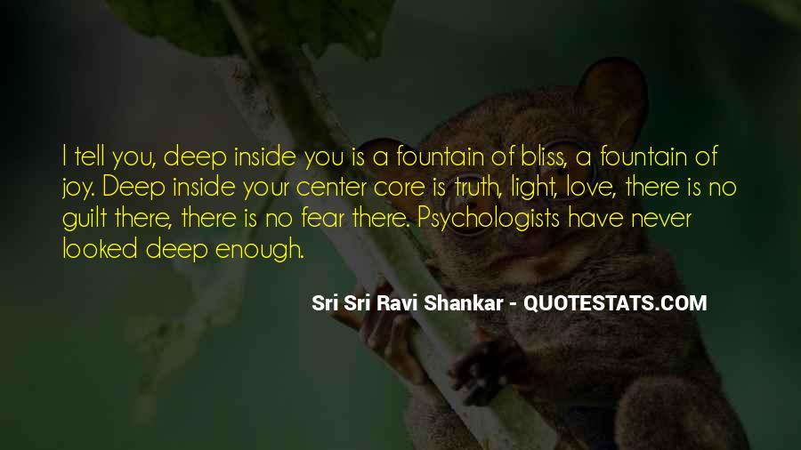 Ravi Shankar Quotes #104720