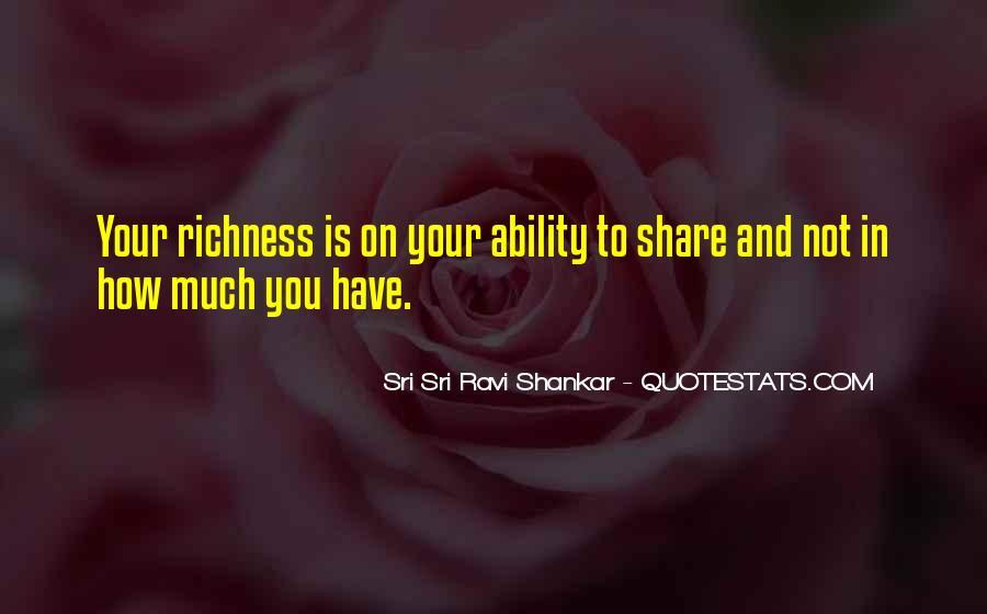 Ravi Shankar Quotes #17184