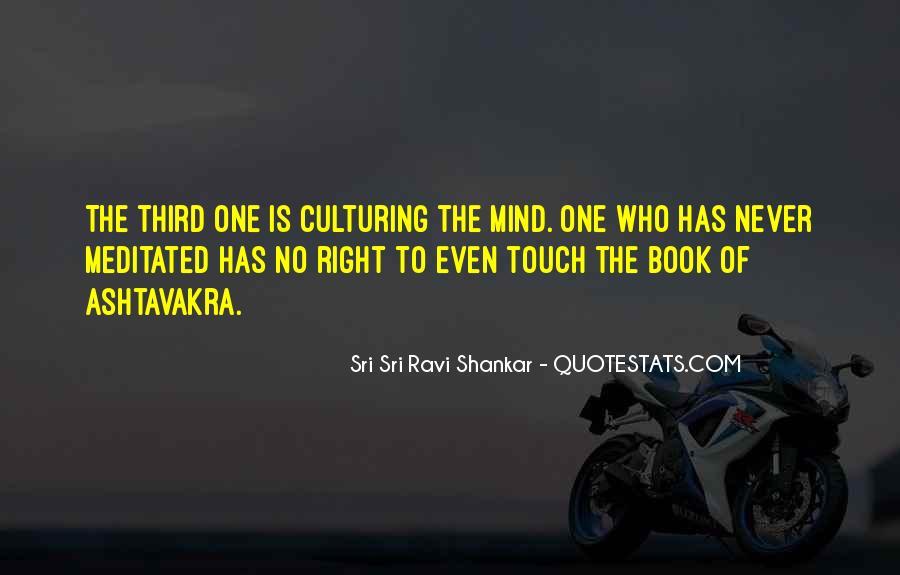 Ravi Shankar Quotes #17370
