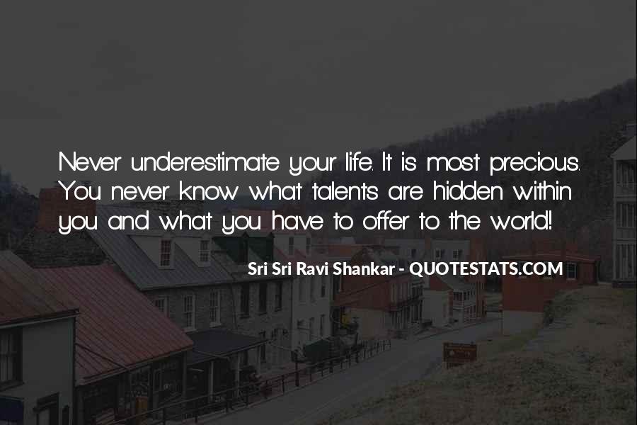 Ravi Shankar Quotes #193069