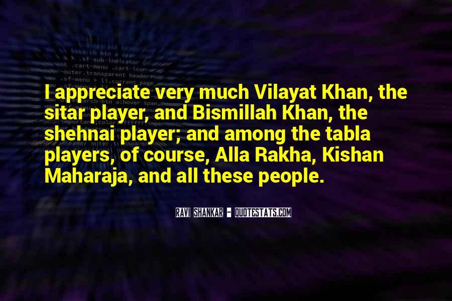 Ravi Shankar Quotes #194136