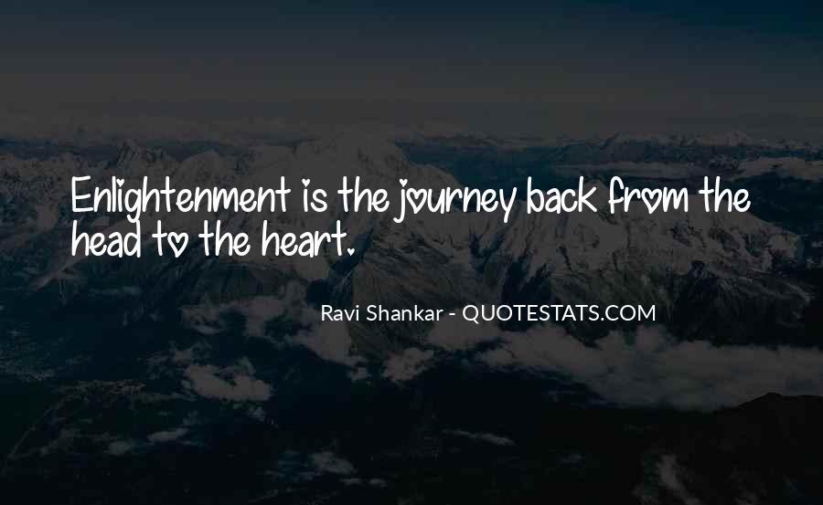 Ravi Shankar Quotes #204361