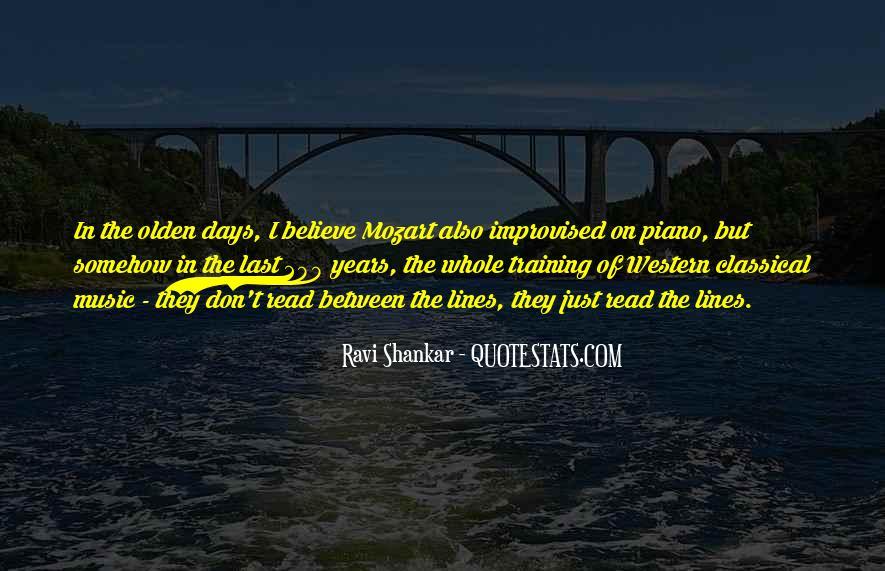 Ravi Shankar Quotes #305428