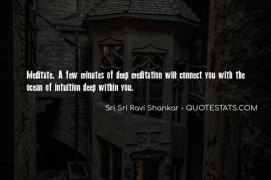 Ravi Shankar Quotes #311727