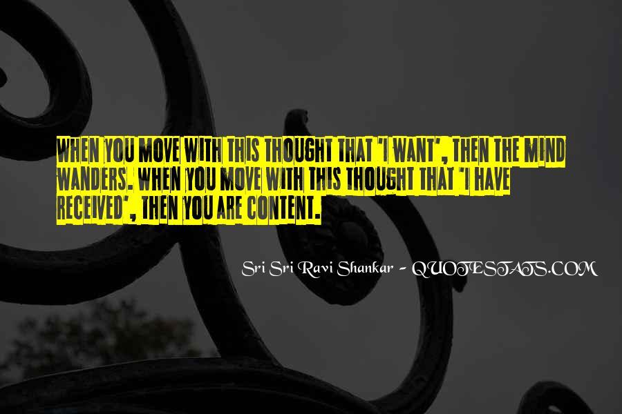 Ravi Shankar Quotes #440784