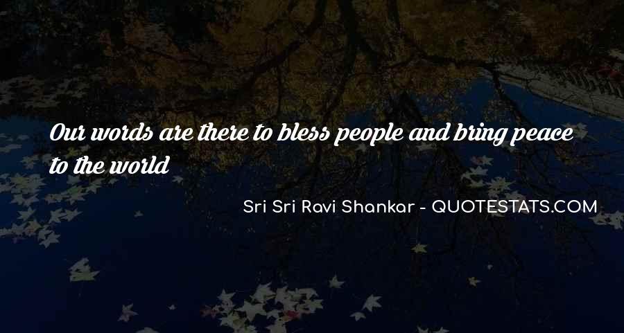 Ravi Shankar Quotes #441