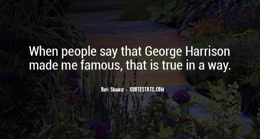 Ravi Shankar Quotes #76669