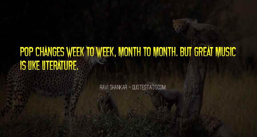 Ravi Shankar Quotes #92866