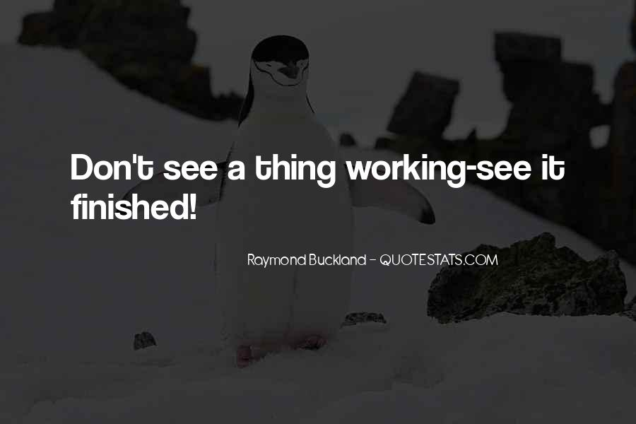 Raymond Buckland Quotes #1742994