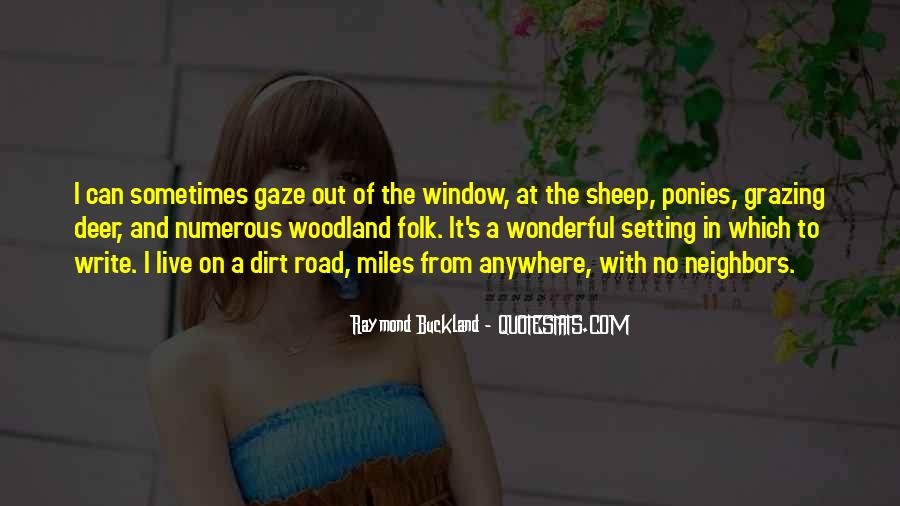 Raymond Buckland Quotes #77159