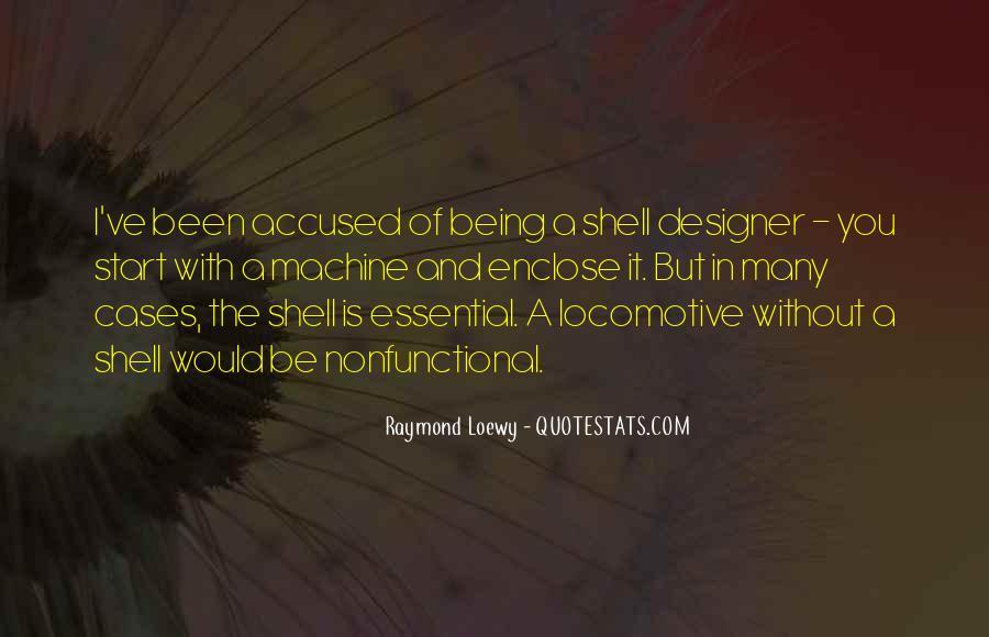 Raymond Loewy Quotes #201347