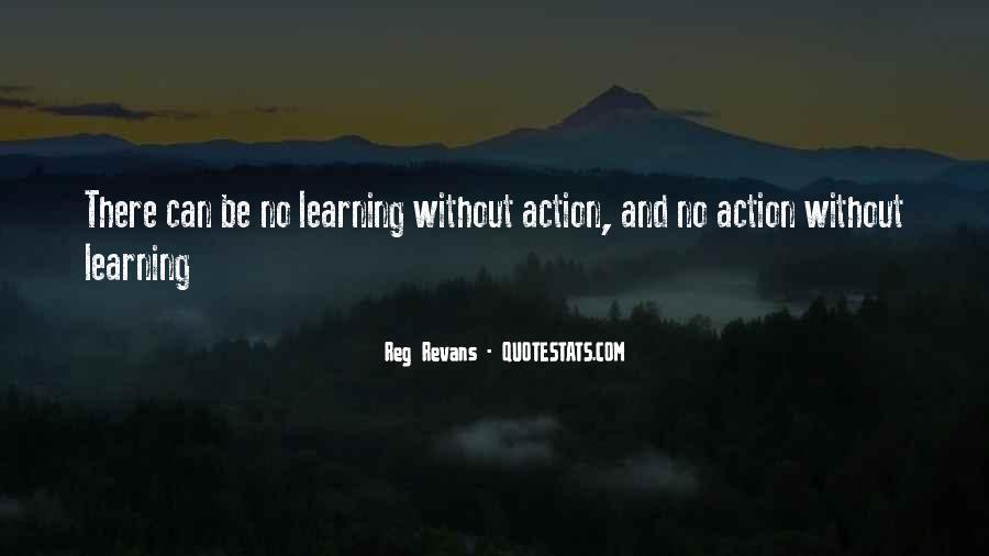 Reg Revans Quotes #149357