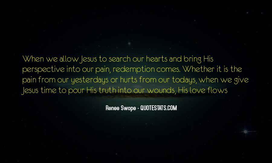 Renee Swope Quotes #1475786
