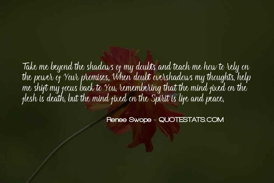 Renee Swope Quotes #1613929