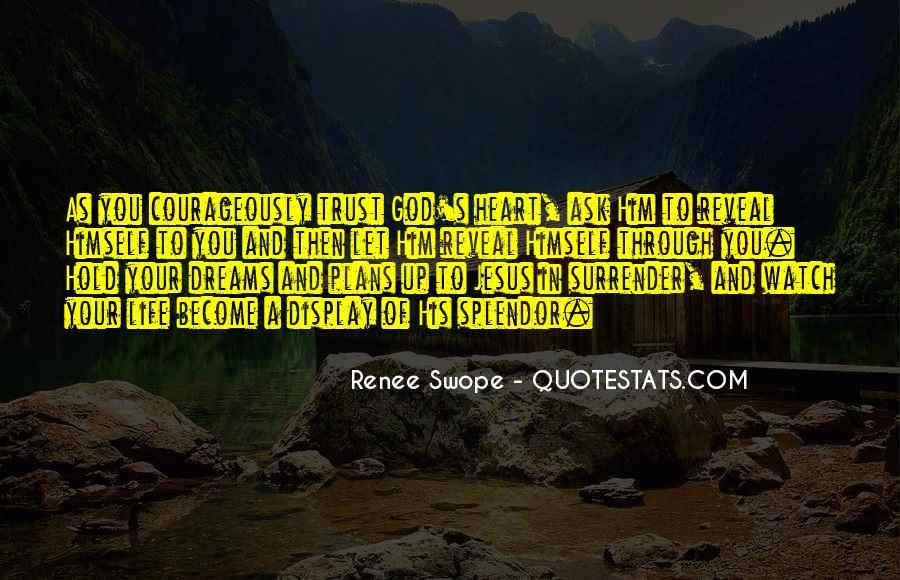 Renee Swope Quotes #762130