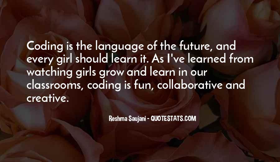 Reshma Saujani Quotes #1402268