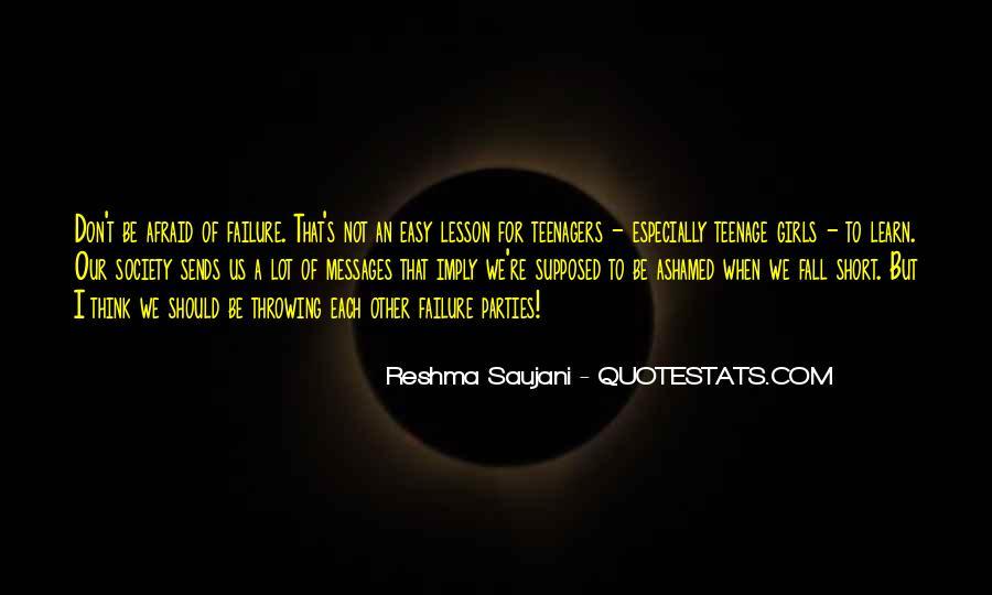 Reshma Saujani Quotes #255985