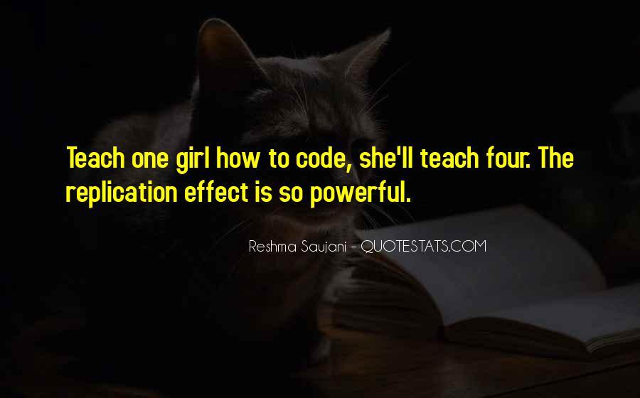 Reshma Saujani Quotes #797313