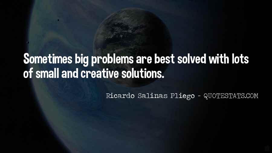 Ricardo Salinas Pliego Quotes #1249570