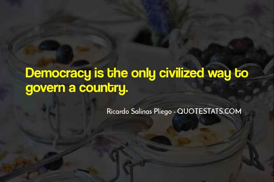 Ricardo Salinas Pliego Quotes #692715