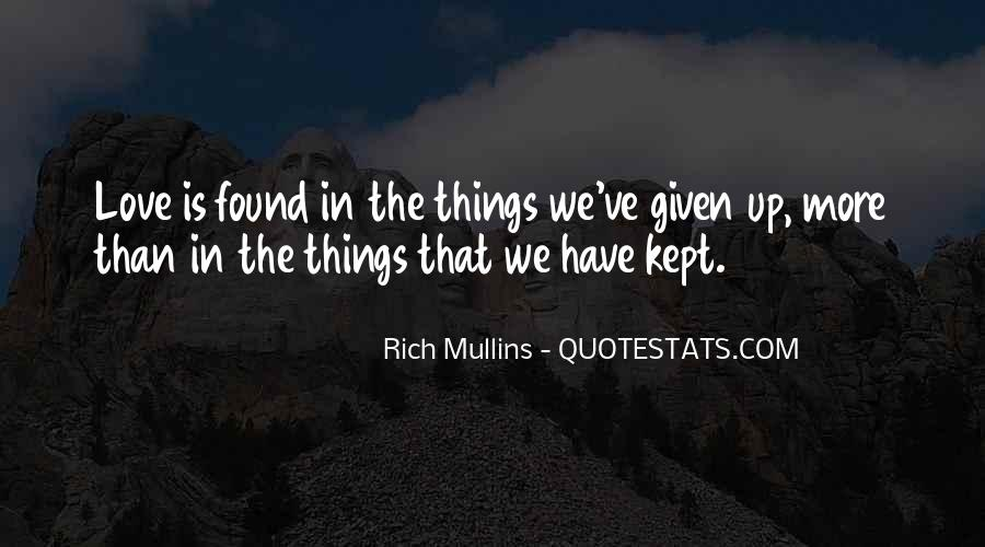 Rich Mullins Quotes #1735567