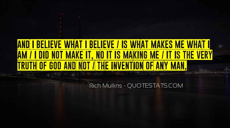 Rich Mullins Quotes #937326