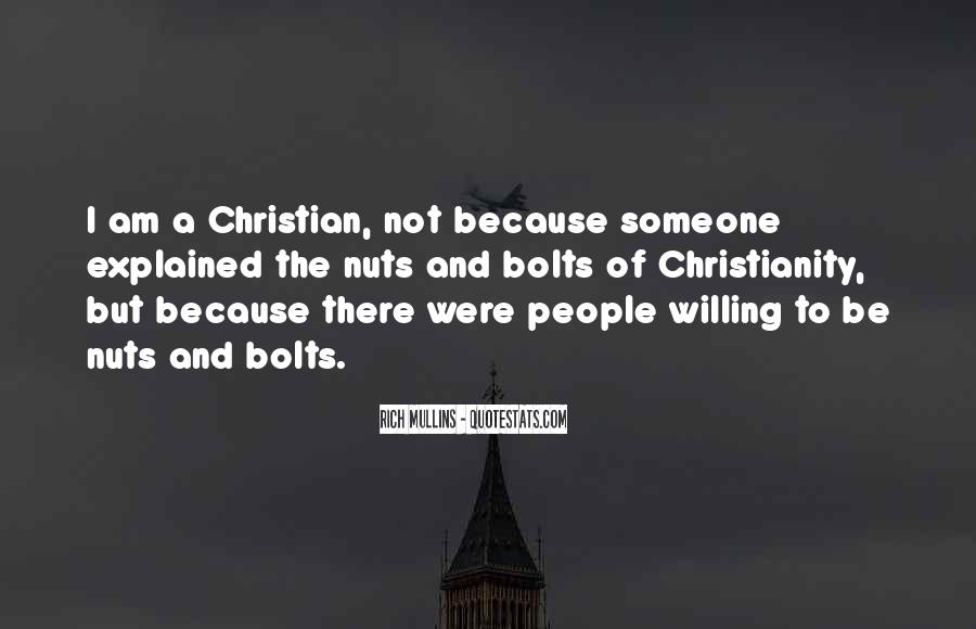 Rich Mullins Quotes #994905