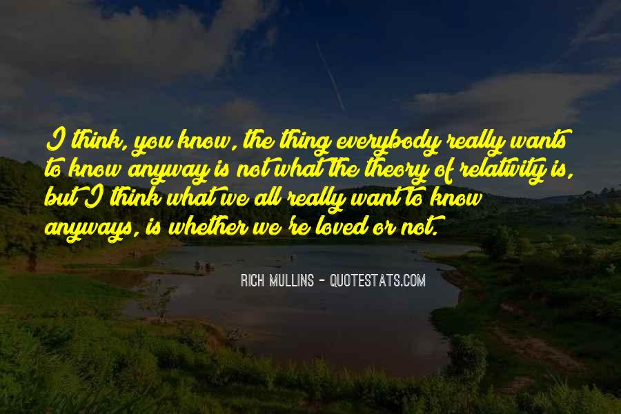 Rich Mullins Quotes #997908