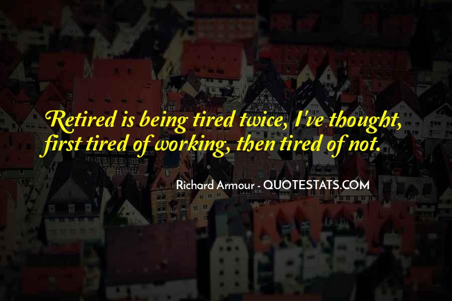 Richard Armour Quotes #51626
