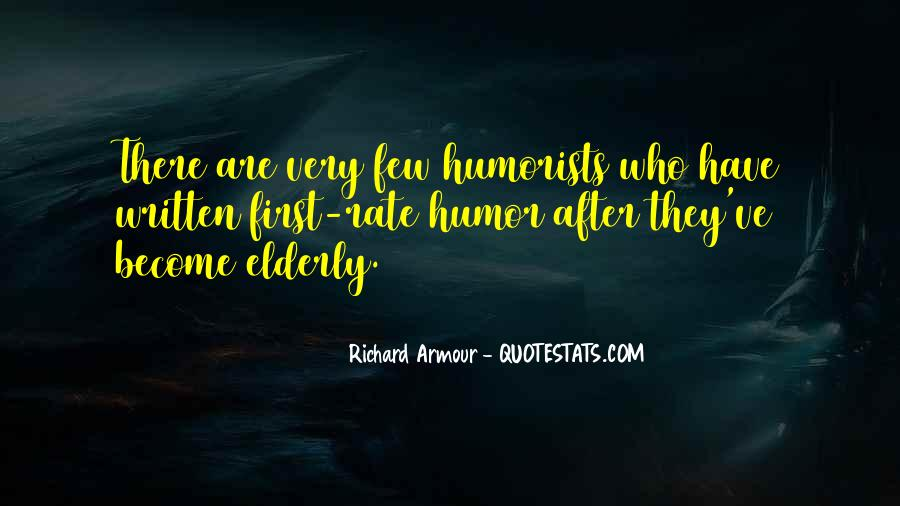 Richard Armour Quotes #724546