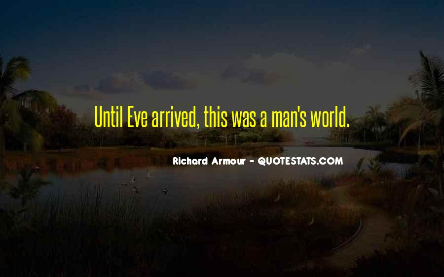 Richard Armour Quotes #900094