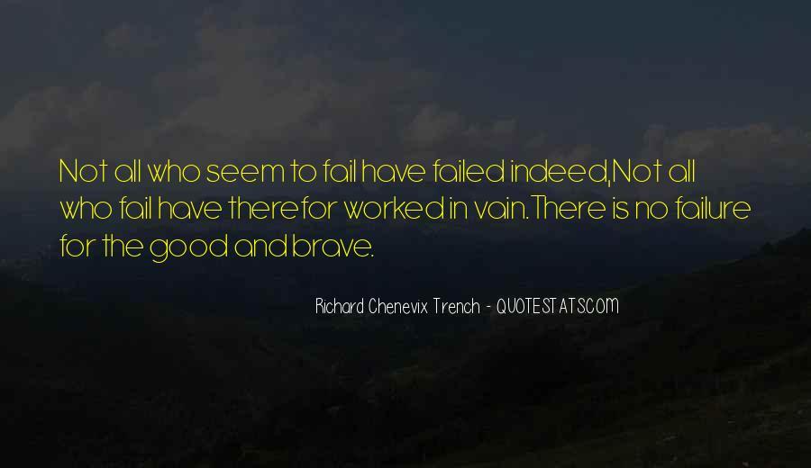 Richard Chenevix Trench Quotes #1474860