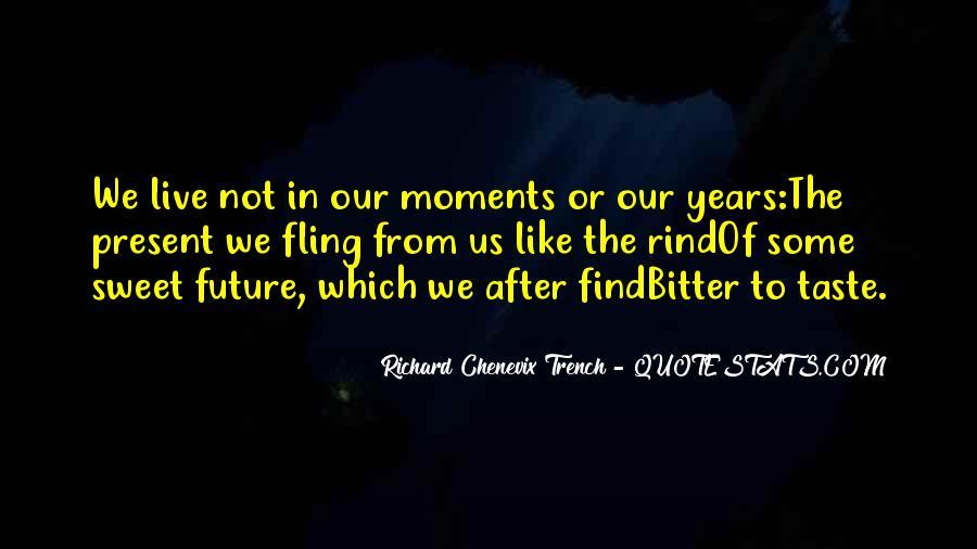 Richard Chenevix Trench Quotes #148228