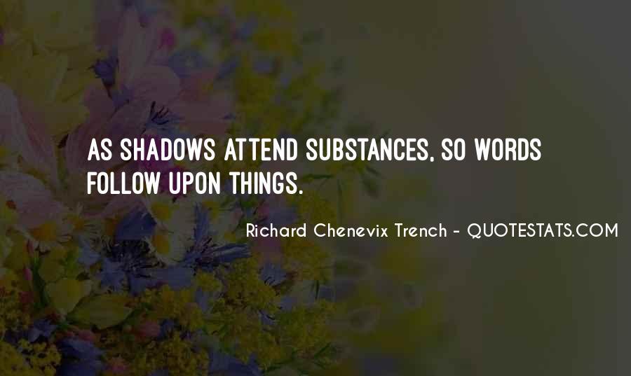 Richard Chenevix Trench Quotes #1514203